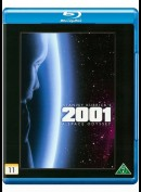 2001: A Space Odyssey + No Reservations  -  2 disc