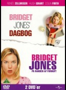 Bridget Jones Dagbog + Bridget Jones 2: På Randen Af Fornuft Box [2-disc]