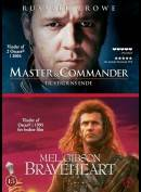 Master And Commander + Braveheart