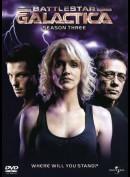 Battlestar Galactica: sæson 3