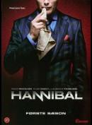 Hannibal: Sæson 1  -  4 disc