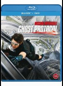 Mission Impossible 4 - Ghost Protocol [Blu-ray+DVD Combo]