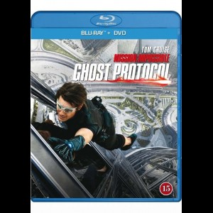 Mission Impossible 4: Ghost Protocol (KUN BLU-RAY)
