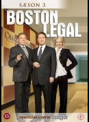Boston Legal: Sæson 3