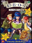 UBOS - Den Magiske Troldbog 1: Første skoledag