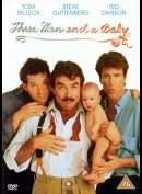 Three Men And A Baby (Tre Mand Og En Baby)