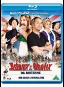 Asterix & Obelix Og Briterne