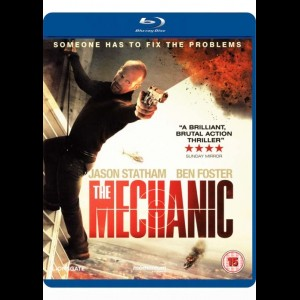 The Mechanic (2011) (Jason Statham)