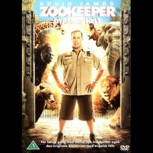 Zookeeper: Dyrenes Helt