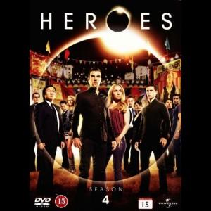 Heroes: Sæson 4