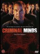 Criminal Minds: sæson 1