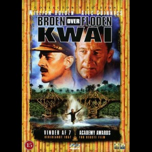 Broen Over Floden Kwai (The Bridge On The River Kwai)