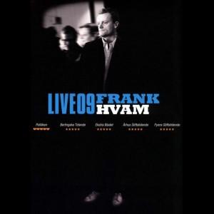 Frank Hvam Live 09: DVD+CD