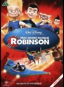 Min Skøre Familie Robinson - Disney Klassiker - Guldnummer 47