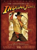 Indiana Jones Boks  -  4 disc