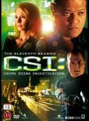 CSI: Las Vegas: Sæson 11