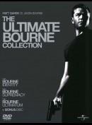 Bourne Trilogien - 4 disc