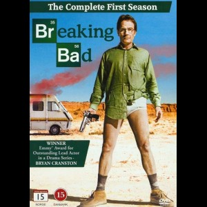 Breaking Bad: Sæson 1