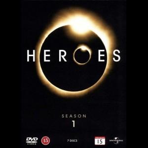 Heroes: Sæson 1