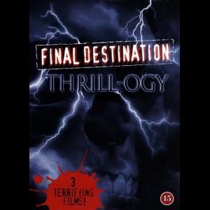 Final Destination 1-3 Boks