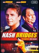 Nash Bridges: Sæson 1