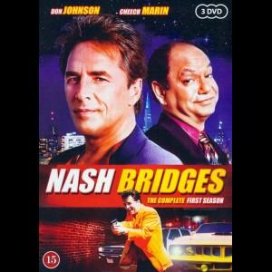 Nash Bridges: Sæson 1