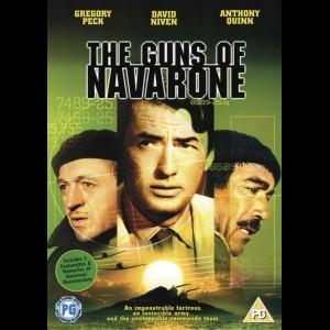 Navarones Kanoner (1961) (The Guns Of Navarone)