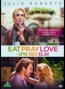 Eat Pray Love (Spis Bed Elsk)