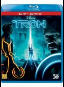 TRON: Legacy 3D [Blu-ray + Blu-ray 3D]