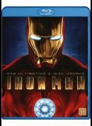 Iron Man: Den Ultimative 2-disc-udgave (2008)