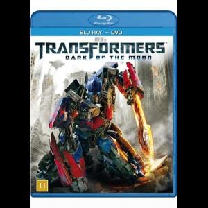 Transformers 3: The Dark Of The Moon (KUN BLU-RAY)