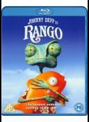 Rango [Blu-ray + DVD]