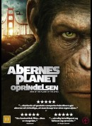 Abernes Planet: Oprindelsen (2011) (Rise Of The Planet Of The Apes)