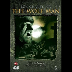 The Wolf Man: The Legacy Collection  -  3 disc