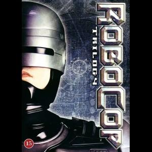 RoboCop Trilogy  -  3 disc