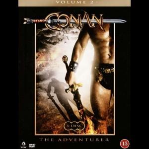 Conan: The Adventurer: Volume 2