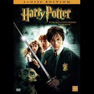 Harry Potter Og Hemmelighedernes Kammer (2)