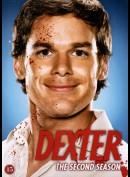 Dexter: Sæson 2 (KUN ENGELSKE UNDERTEKSTER)