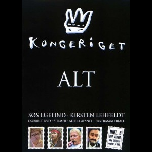 Kongeriget: ALT  -  2 disc