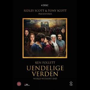 Uendelige Verden  -  4 disc (World Without End)