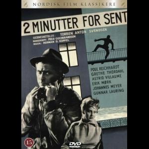 2 Minutter For Sent