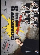 Comedy Fight Club 3: Udfordringen