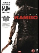 Rambo 4: Legends Never Die They Reload