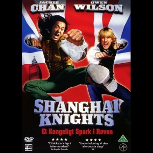 u15466 Shanghai Knights (UDEN COVER)