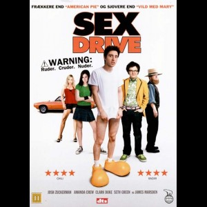 u9953 Sex Drive (UDEN COVER)