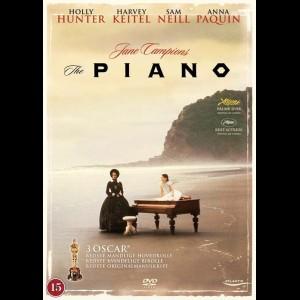 u14388 The Piano (1993) (UDEN COVER)