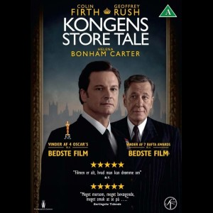 u4704 Kongens Store Tale (UDEN COVER)