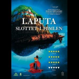 Laputa: Slottet I Himlen (Laputa: Castle In The Sky)