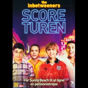 u15275 The Inbetweeners (UDEN COVER)