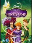 Peter Pan i Tilbage til Ønskeøen (Specialudgave)